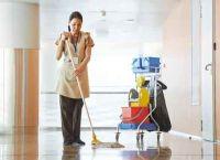 kontor rengøring